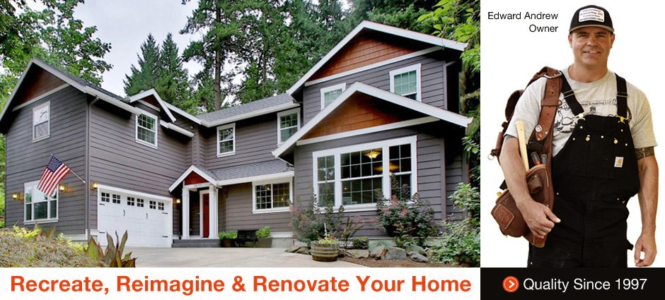 Home Remodeling Contractors | Home Builder Portland OR