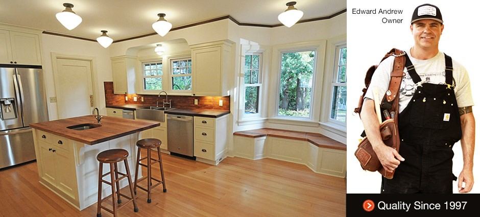 Kitchen Remodeling | Portland OR | Improvement Remodeling LLC